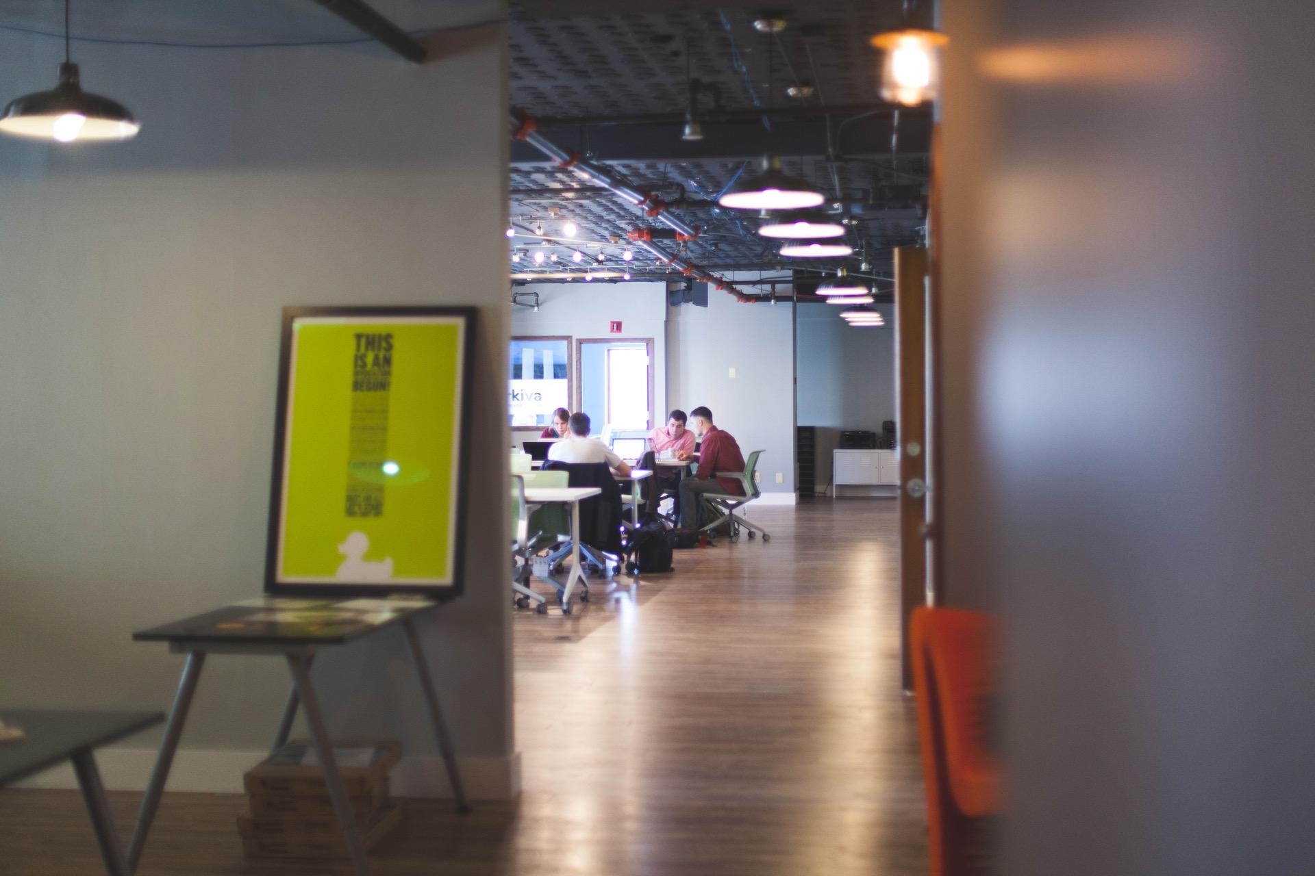 Tiles Direct PR - Office space survey