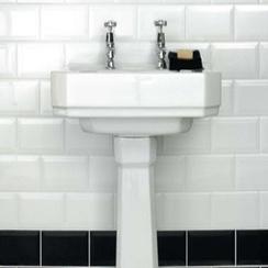 All tile bathrooms