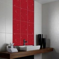 Red Quartz Tiles