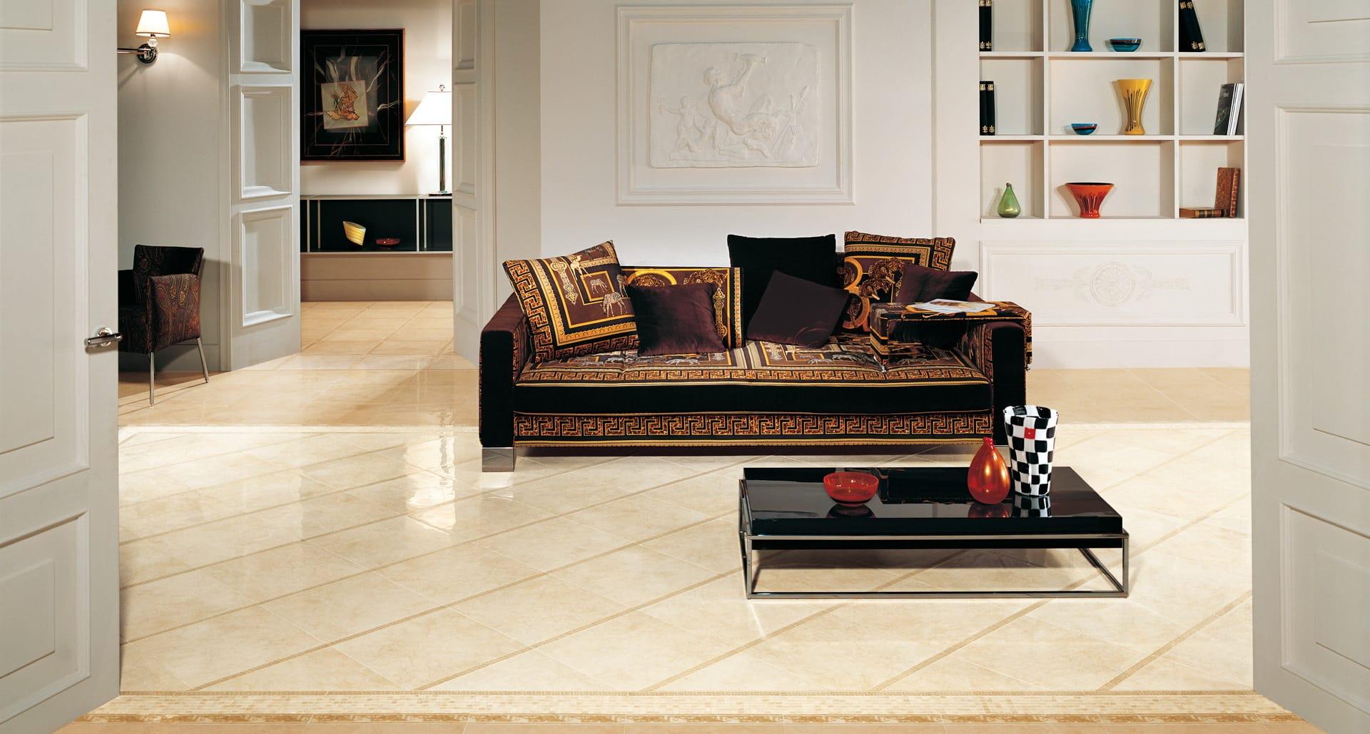 Versace Tiles Luxurious Fashion