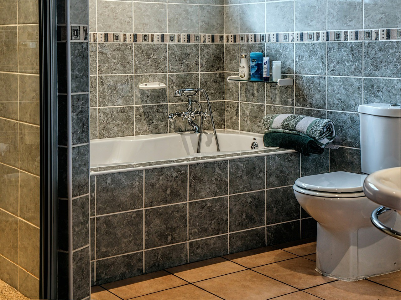 Cleaning Hacks for Bathroom Tiles  Tiles Direct