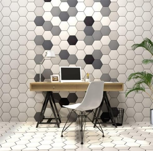 How To Use Hexagon Tiles In Your Home 2017 Direct