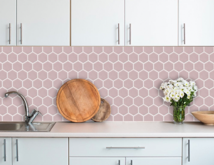 Pink Kitchens Tiles Tips And Embracing This Design Trend