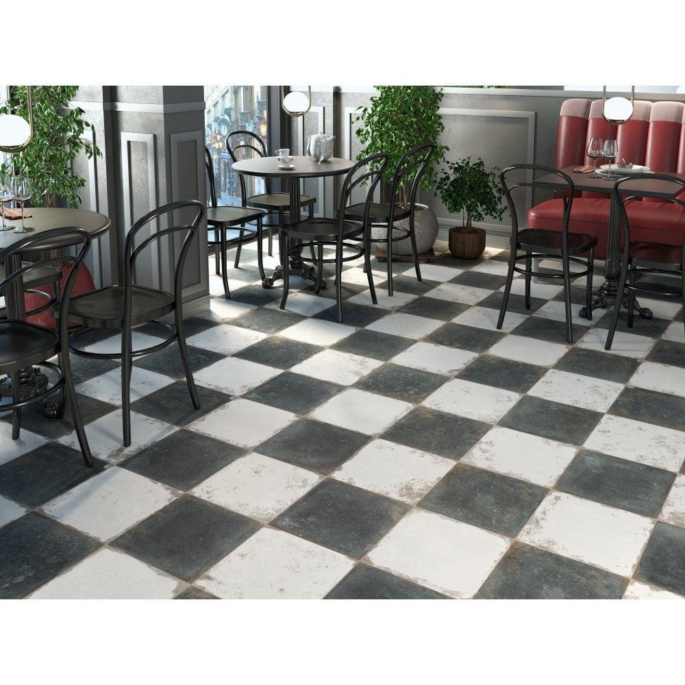 Antique White 33 X Cm Wall Floor Tile
