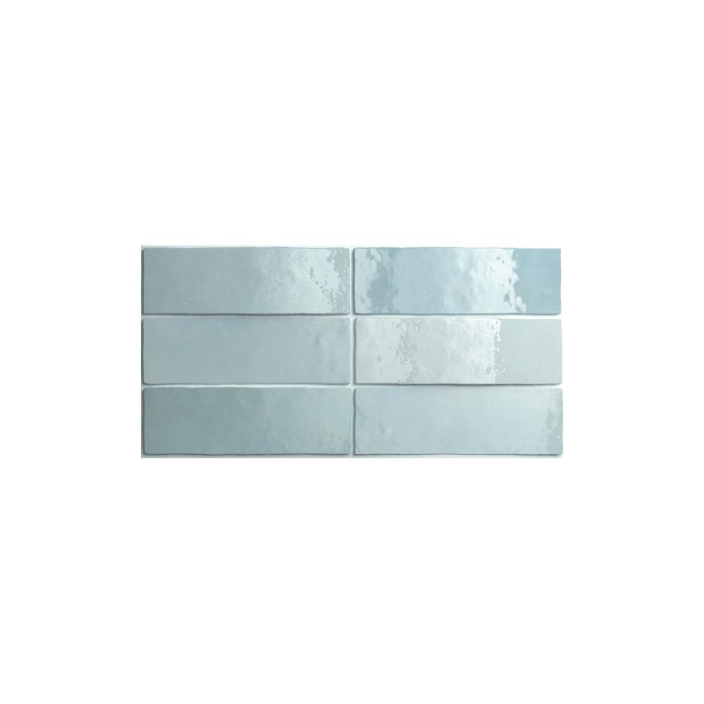 Artisan Aqua 6.5cm x 20cm Wall Tile