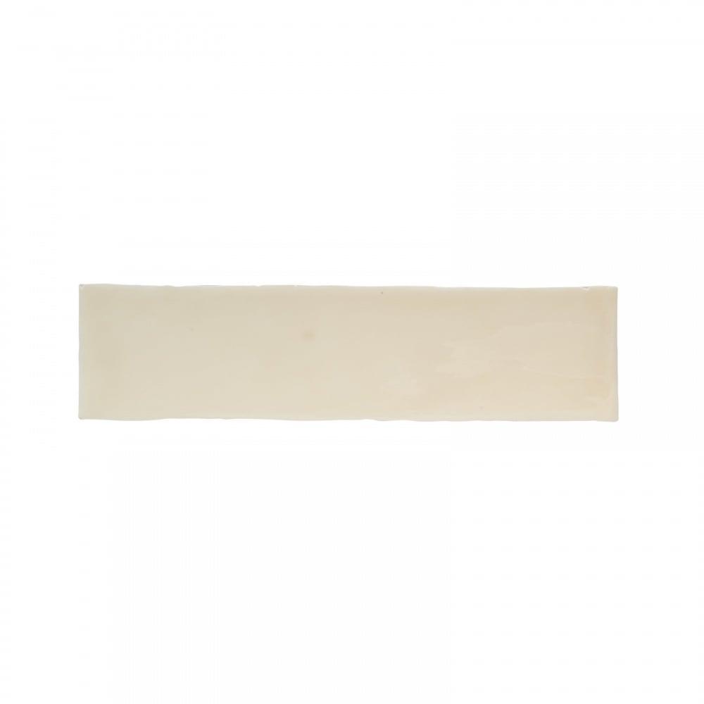 Artisan Creamware 7 5cm X 30cm Wall Tile