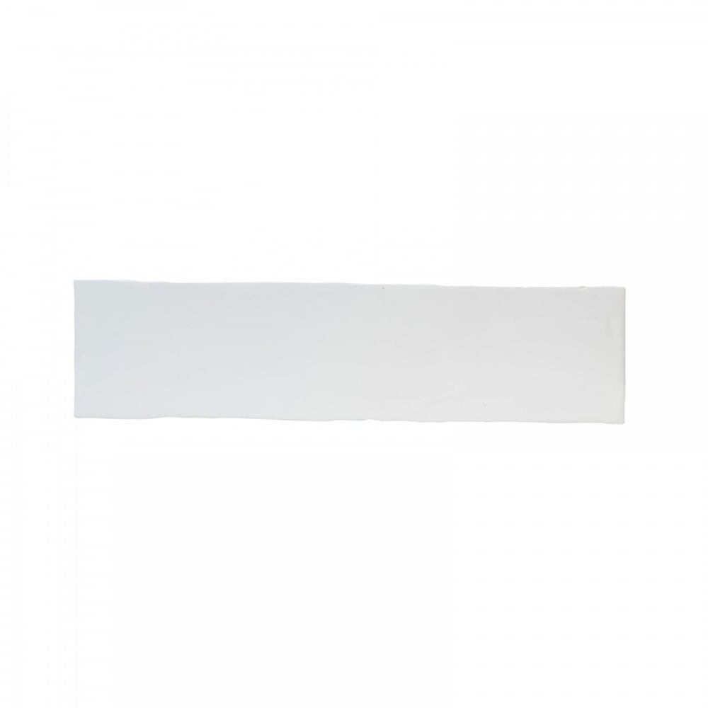 Artisan White 7 5cm X 30cm Wall Tile
