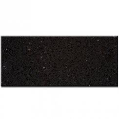 Black Quartz 30cm x 60cm Wall & Floor Tile