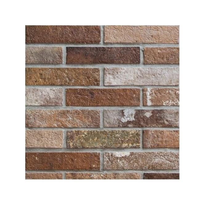 Bristol Red Brick 6cm x 25cm Wall & Floor Tile PER BOX