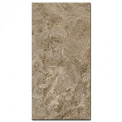 Cappuccino Brown 31.6cm x 63.2cm Wall Tile