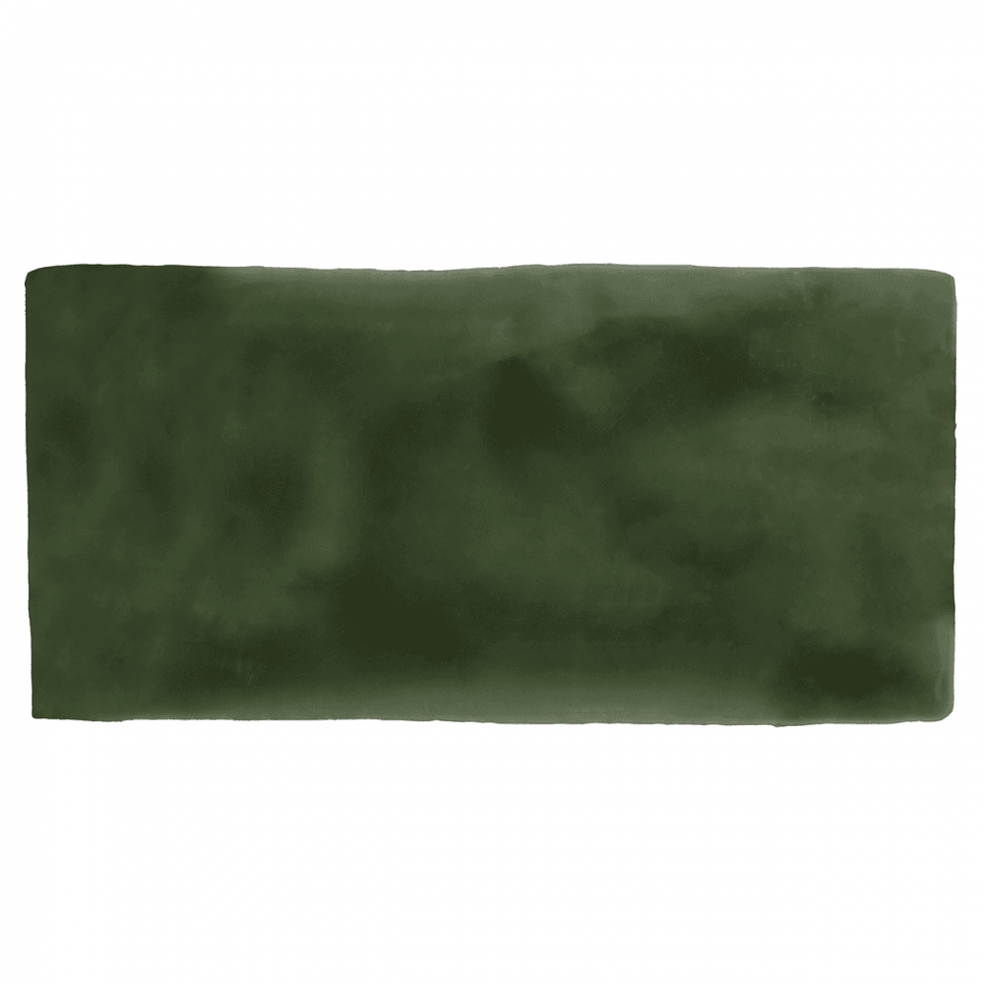 Green Victoria 7 5cm X 15cm Wall Tile