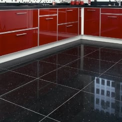 Quartz Wall Floor Tiles For Sparkly Kitchens Bathrooms