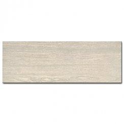 Forest Blanco 17.5cm x 50cm Wall & Floor Tile