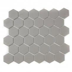 Matt White Bathroom Tiles