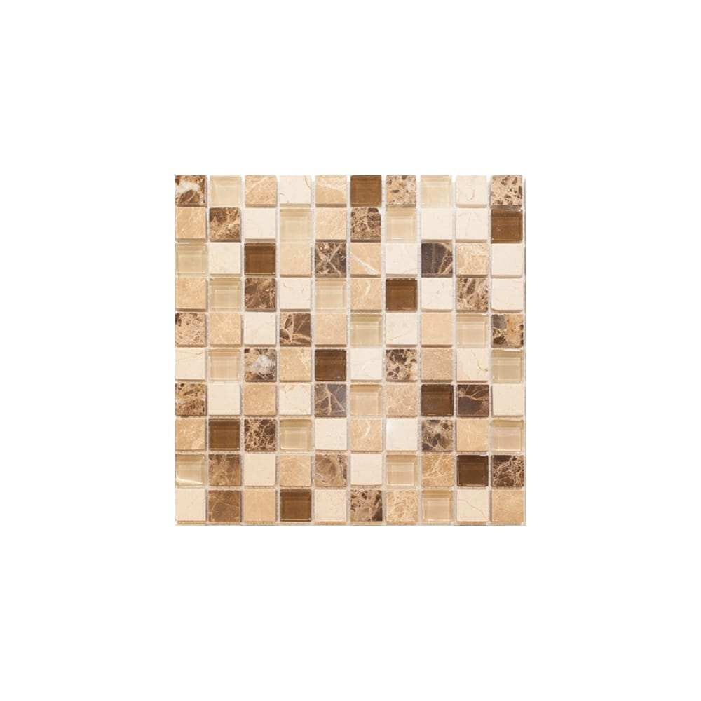 Kitchen Tiles Kenya: Kenya Emperador 30cm X 30cm Glass Mix