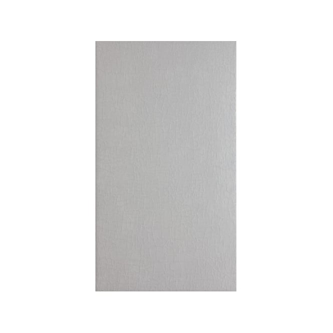Laura Ashley Wintergarden Light Grey 24.8cmx39.8cm Wall Tile