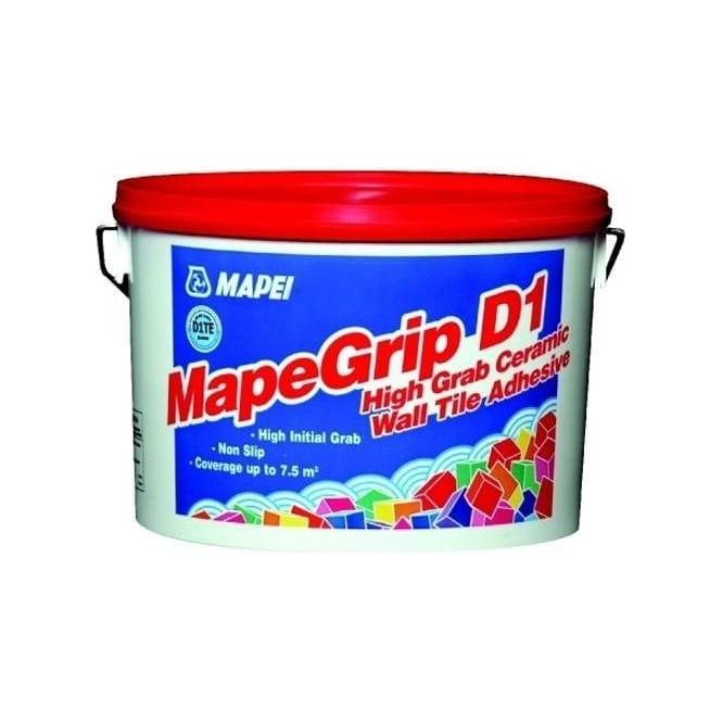 Mapei Mapegrip D1 Readymix Adhesive 15kg