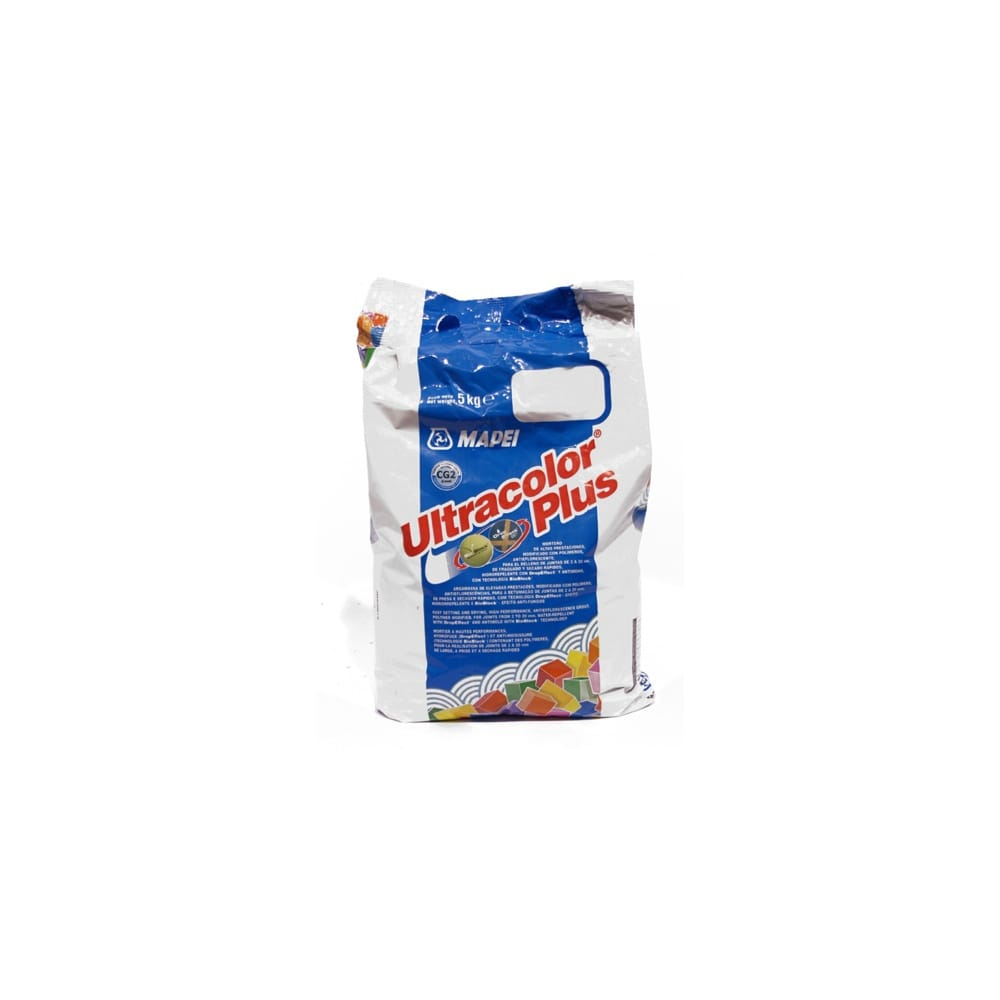 Mapei Ultracolor Plus Silver Grey Grout 5kg