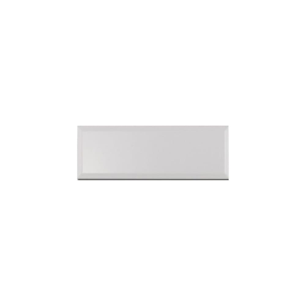Matt White Wall Tile 20x40: Matt White 10cm X 30cm Wall Tile
