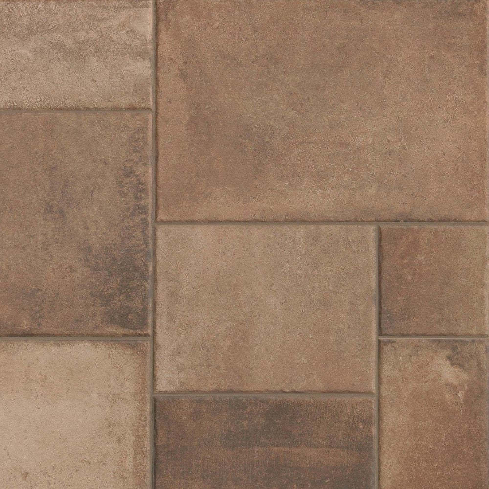 Native modular fire x 123cm floor tile per box Fired tiles