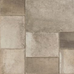 Native Modular Grey 61.5cm x 123cm Floor Tile PER BOX