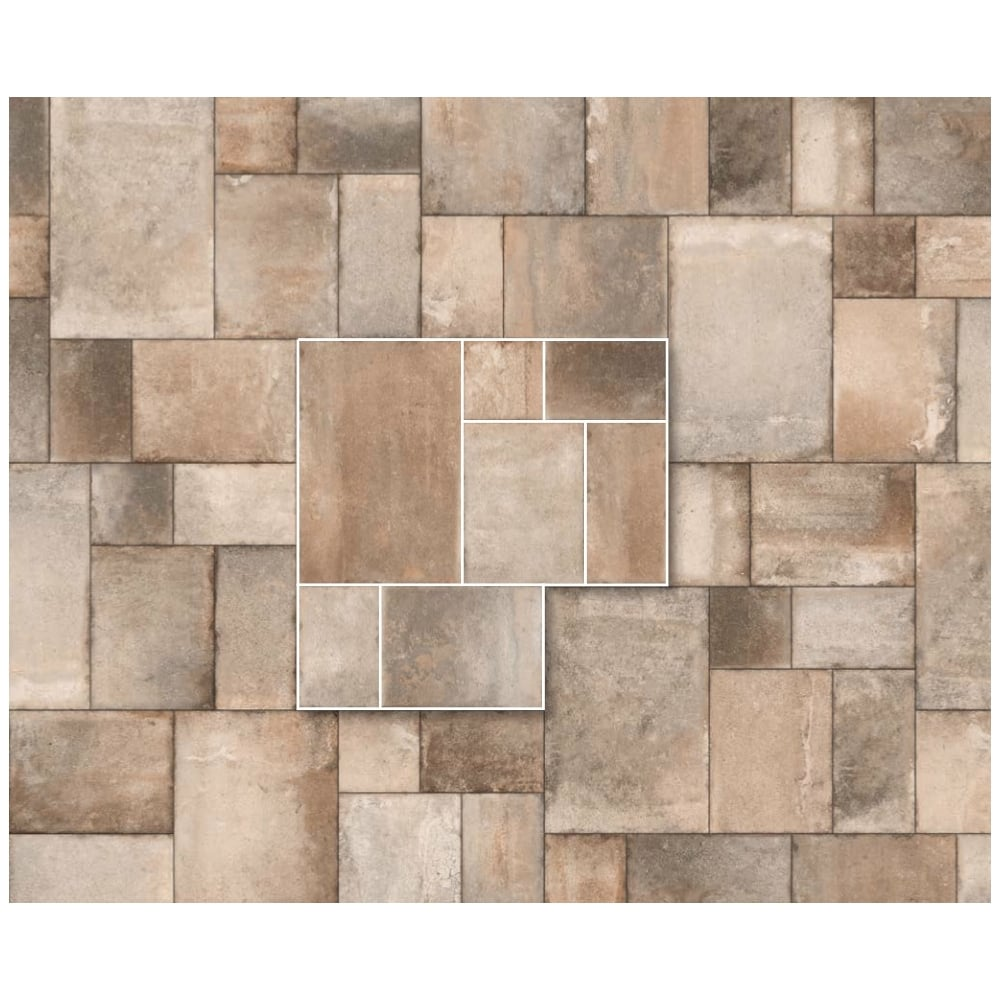Native Modular Ivory Cm X Cm Floor Tile PER BOX - How many floor tiles come in a box