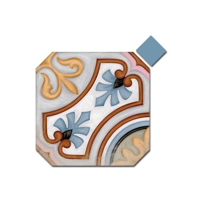 Octagon Diglas Multicolor 20cm X 20cm Amp Taco Dome Nube 4cm