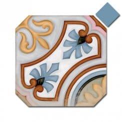 Octagon Floor Tiles