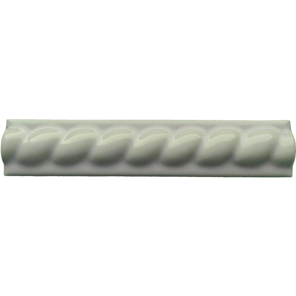 Rope Cream 3cm x 15cm Border Tile