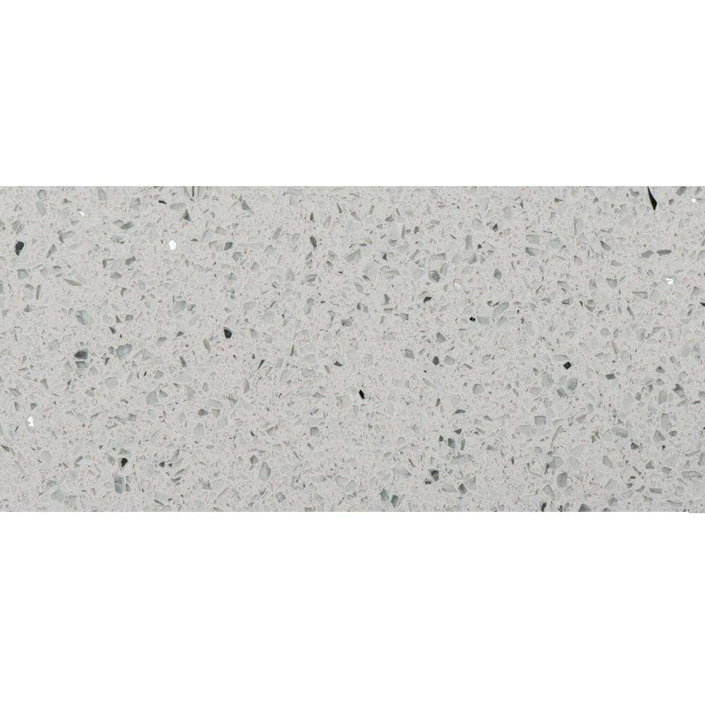 Pearl White Gulfstone Quartz 30cm X 60cm Wall Floor Tile