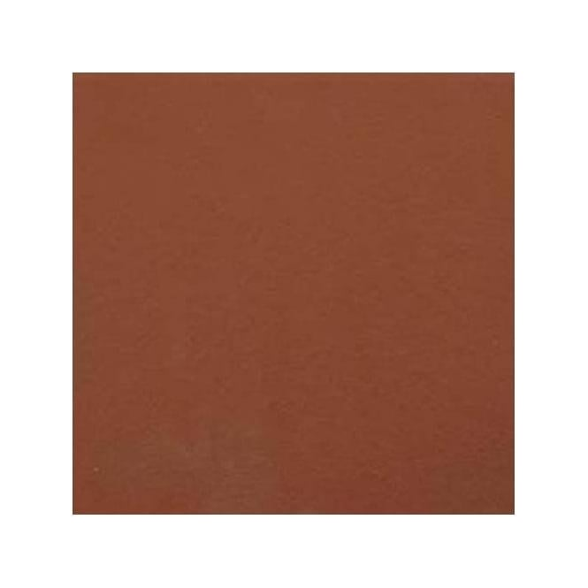 Tumbled Noce Stone Effect Travertine Wall Tile Pack Of 15: Plain Smooth Quarry Red 15cm X 15cm Floor Tile