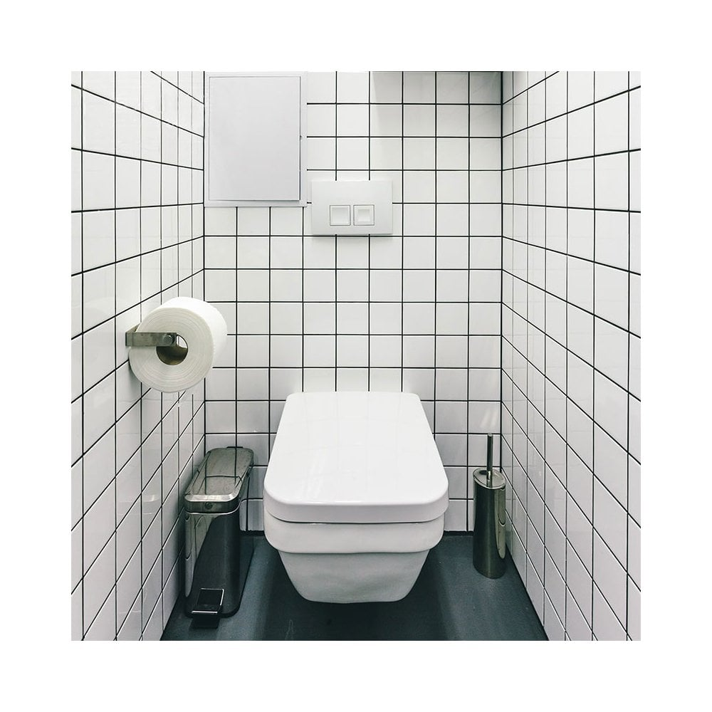 Recer White Wall 9 8cm X