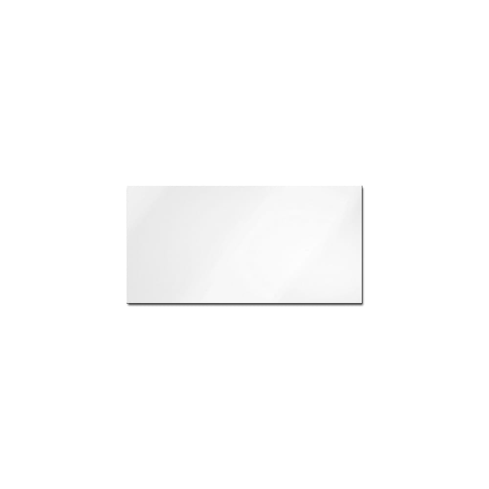 White Gloss Wall Floor Tile: Rectified Gloss White 30cm X 60cm Wall & Floor Tile