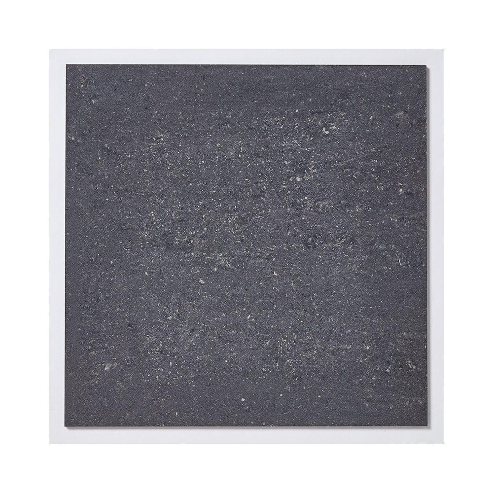 Royal Dark Grey Polished Porcelain 60cm X 60cm Wall Floor Tile