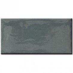 Rustic Metro Teal 7.5cm x 15cm Wall Tile