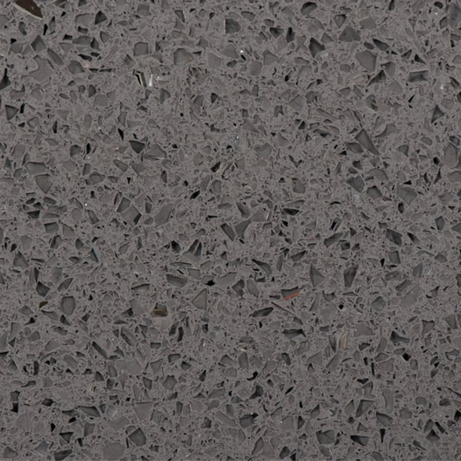 Silver Grey Quartz 30cm x 30cm Wall & Floor Tile