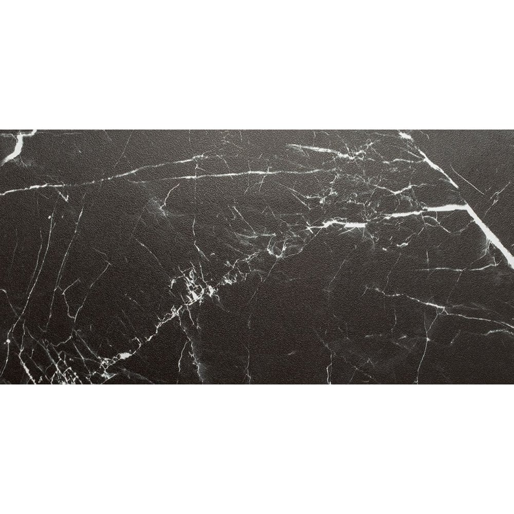 Sugar Effect Black Marble 30cm X 60cm Wall Amp Floor Tile