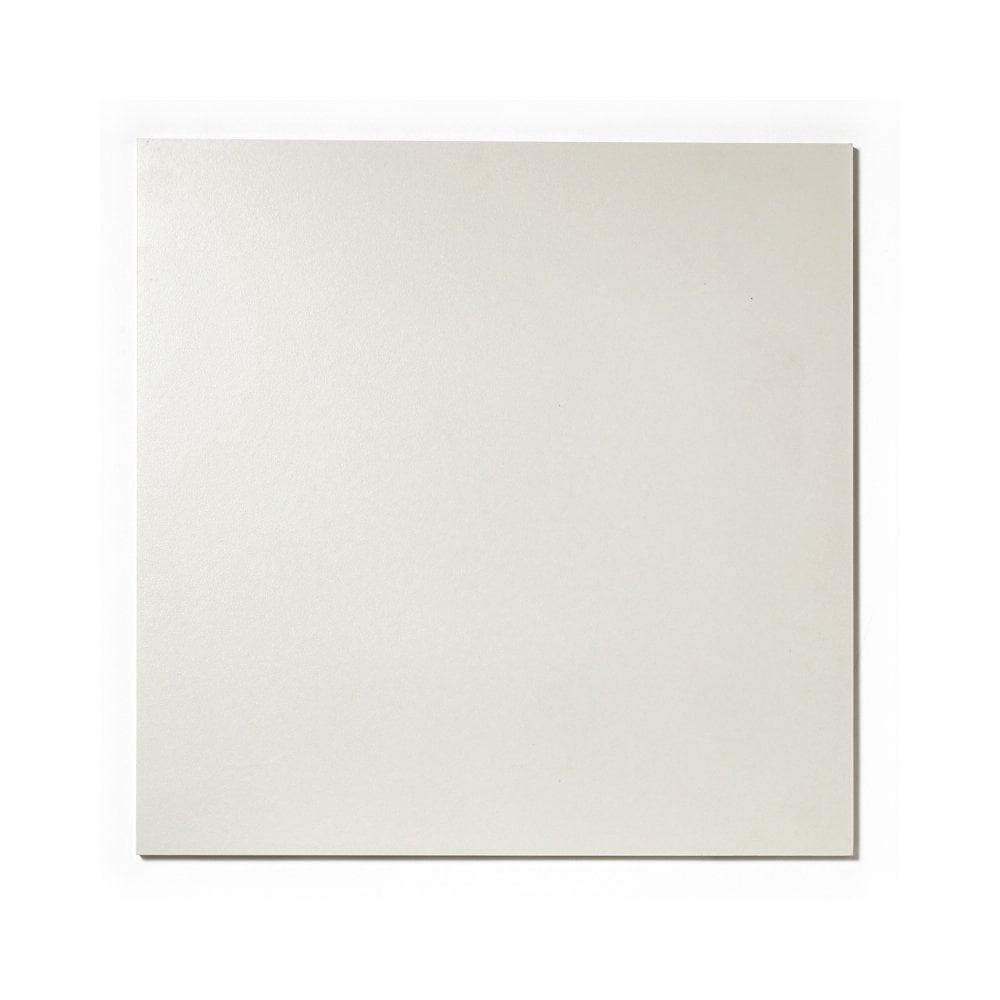 Super White Matt Porcelain 60x60 Floor Tile