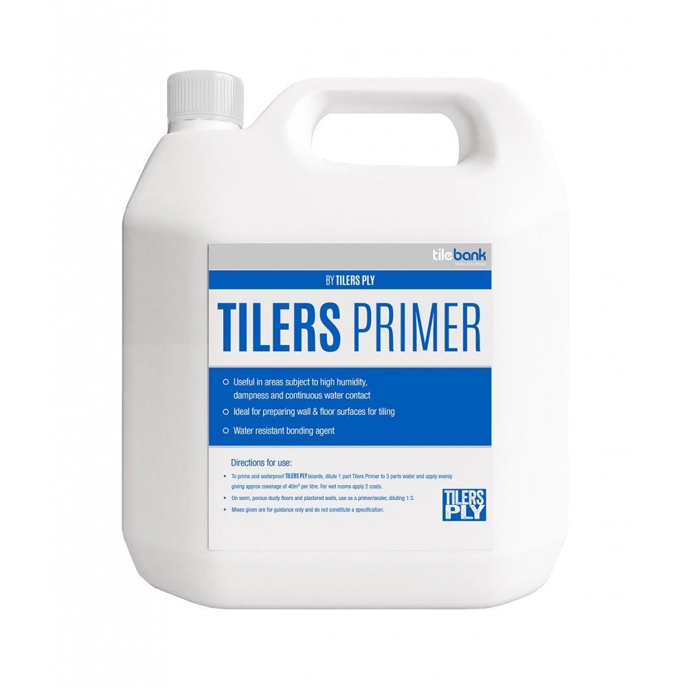 Tilers Primer 1 Litre By Ply