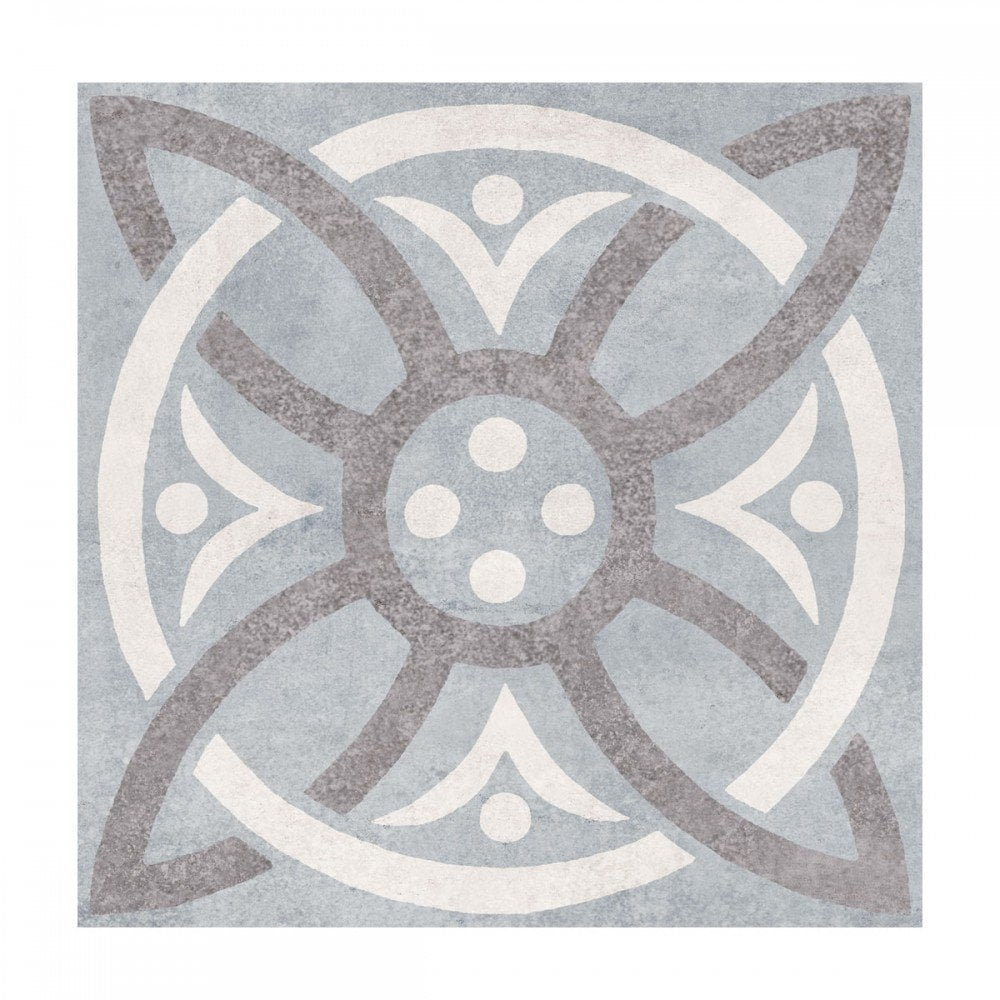 Matt 20cm x 20cm Wall & Floor Tile