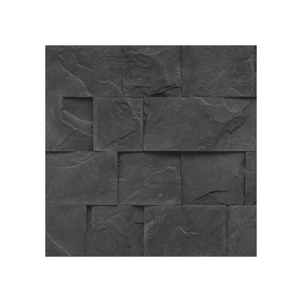 Vini Dark Stone Wall Tile